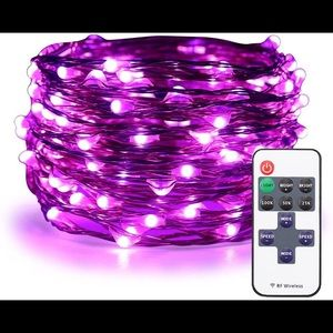 LED String Light in Cooper Wire NEW
